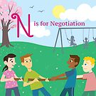 L is for Law N is for Negotiation by vgoodman