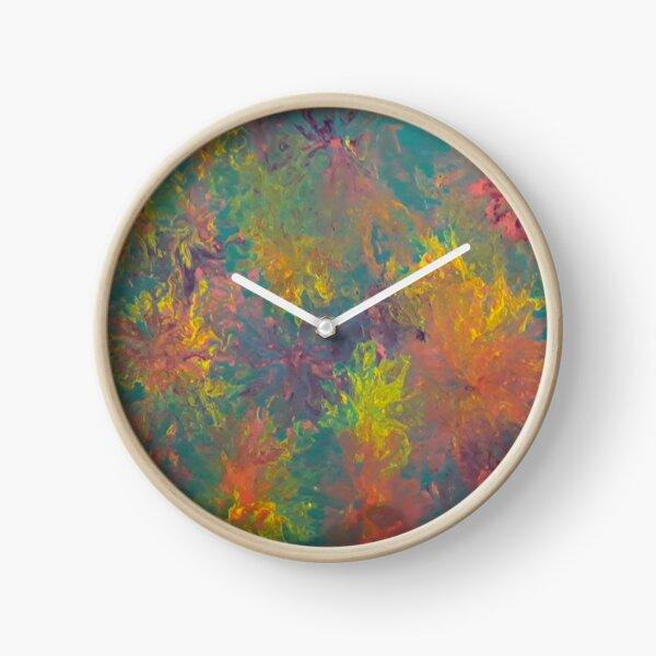 A Burst of Color Clock