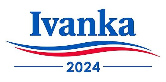"Ivanka 2024"" Poster by boxsmash   Redbubble"