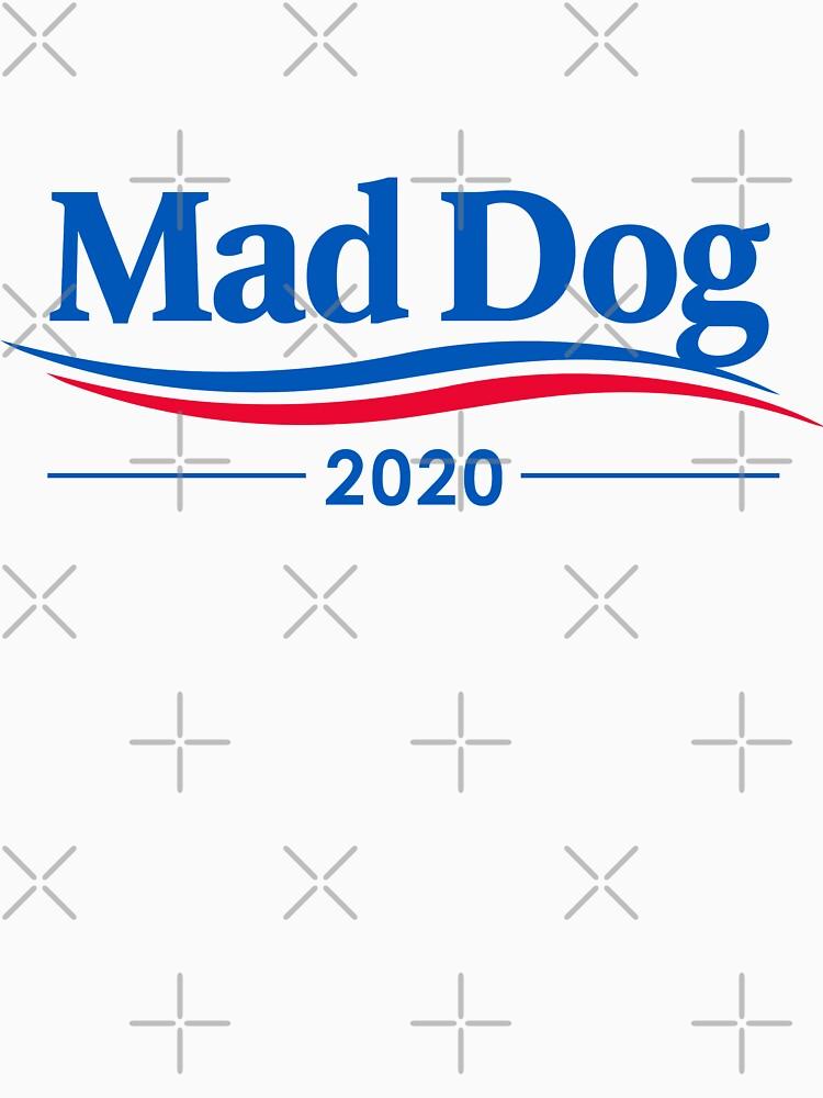 "James ""Mad Dog"" Mattis 2020 by boxsmash"