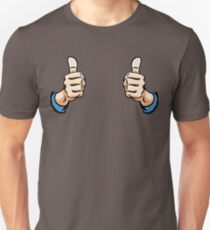 Two Thumbs Ready Unisex T-Shirt