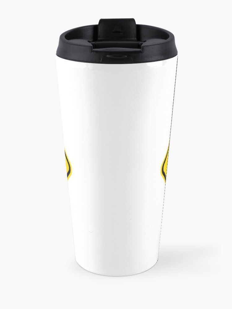 Alternate view of HERE'S YOUR SIGN Travel Mug