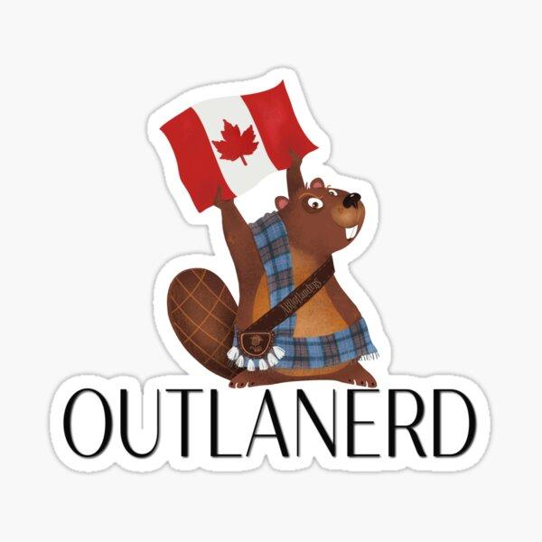 Outlanerd Sticker