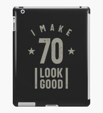 Vinilo o funda para iPad Regalo de cumpleaños 70 años