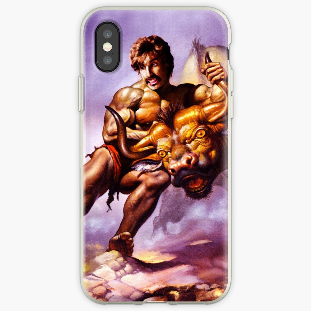 Dodgeball Painting iPhone Case & Cover