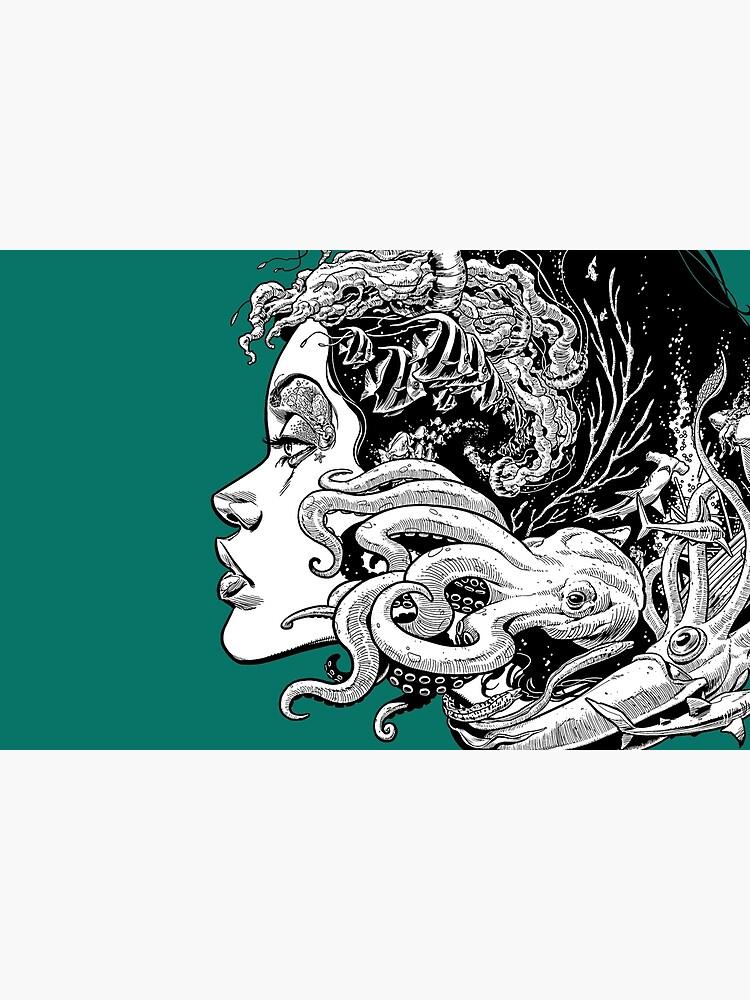 Poseidon's Mistress Alternate by krisvahl