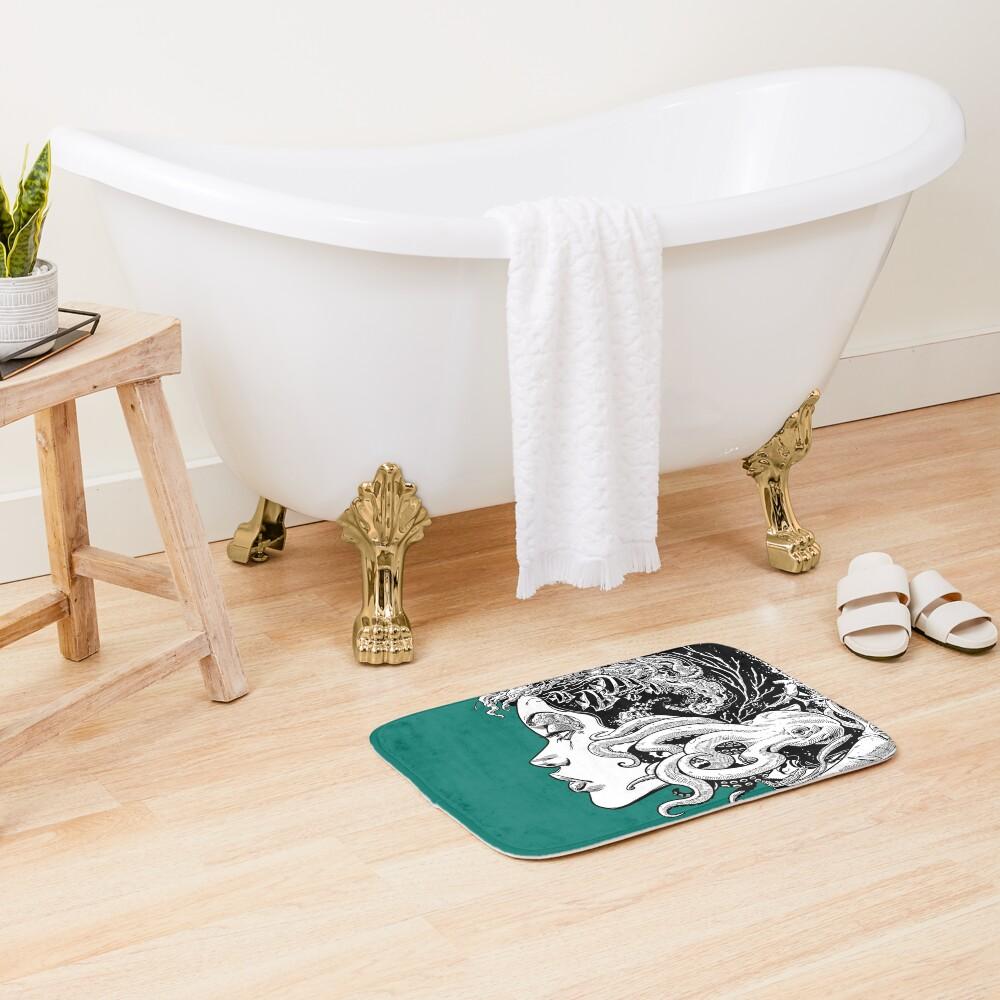 Poseidon's Mistress Alternate Bath Mat