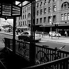 City Walking by Gabrielle Camilleri