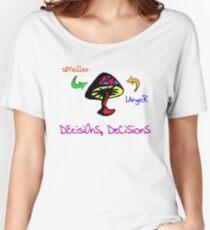 Pick A Side Women's Relaxed Fit T-Shirt