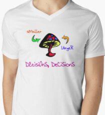 Pick A Side Men's V-Neck T-Shirt