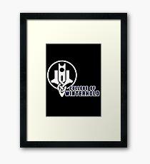 College of Winterhold Framed Print