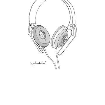 Headphone by alexandersuen