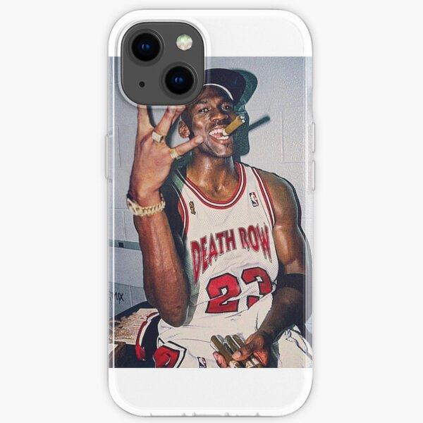 2er Michael Jordan iPhone Flexible Hülle