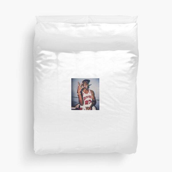 2pac Michael Jordan Funda nórdica