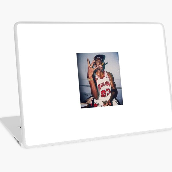 2pac Michael Jordan Skin adhésive d'ordinateur