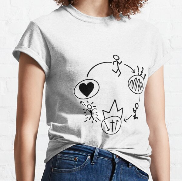 Three Circles Gospel Classic T-Shirt