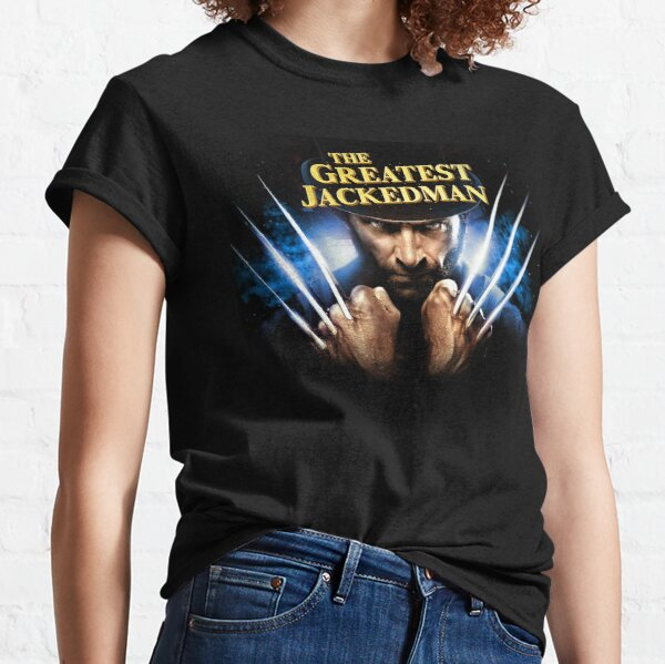 The Greatest Jackedman Classic T-Shirt
