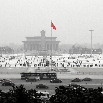 Beijing Tiananmen by alexandersuen