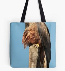 Black Kite Tote Bag