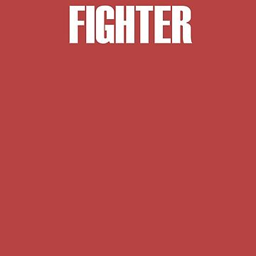 Fighter by TWCreation