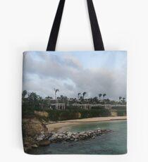 Beach of Anguilla Tote Bag