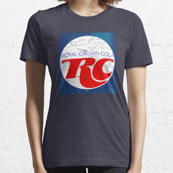 Design Vintage RC Cola T-shirt essentiel