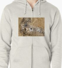 Karula and cub Zipped Hoodie