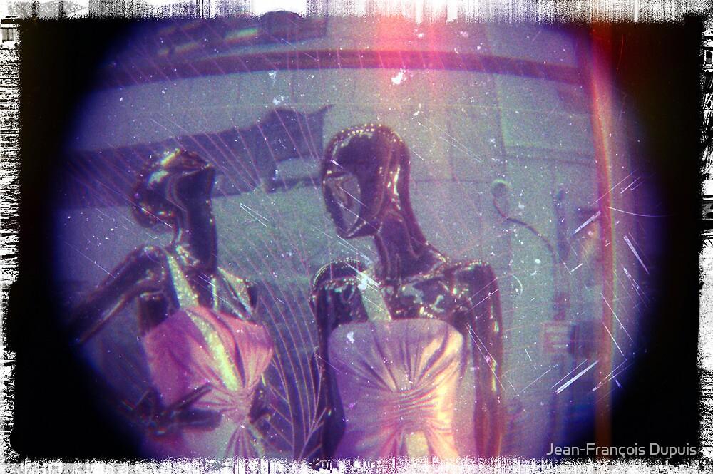 Mannequins by Jean-François Dupuis