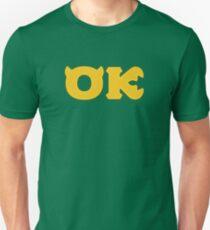 Oozma Kappa (Monsters U) Slim Fit T-Shirt