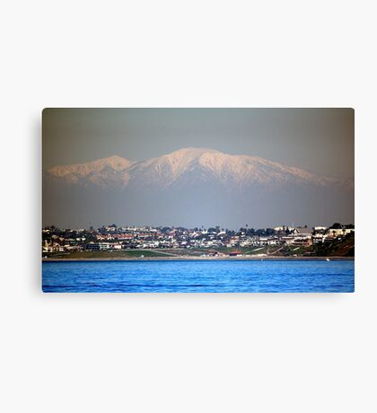 Redondo Beach Canvas Print
