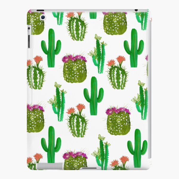 Cacti pattern iPad Snap Case