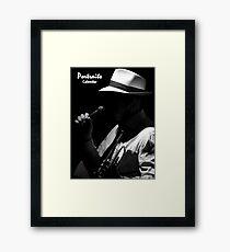 Portraits Calendar Cover Framed Print