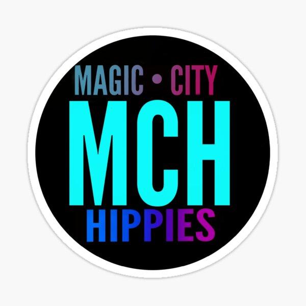 Magic City Hippies/MCH Logo Sticker