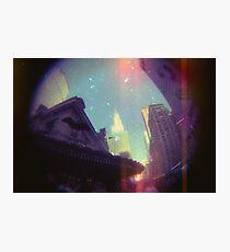 Pinhole Photographic Print