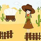 «Celeste, la Vaquera del Oeste» de elsa garcía