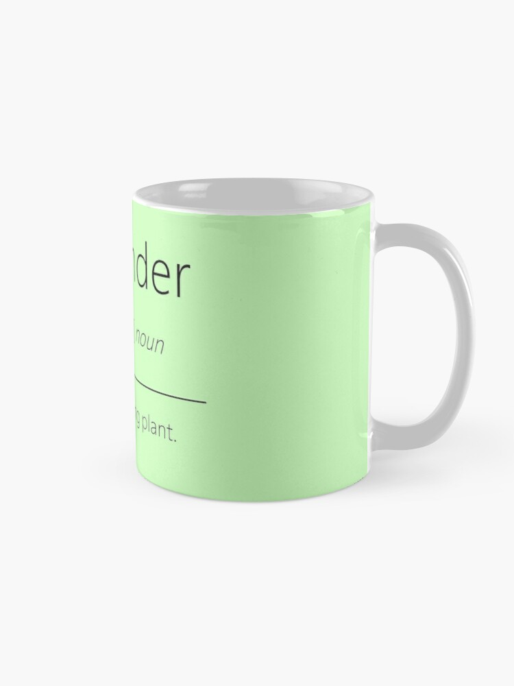 Alternate view of Coriander Haters Mug