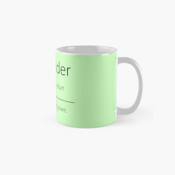 Coriander Haters Classic Mug
