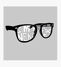 Revenge of the Nerds Photographic Print