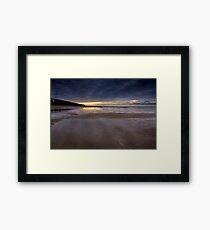 Tranquil Morning Framed Print