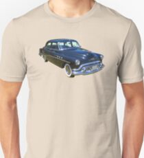 Black 1951 Buick Eight Antique Car Unisex T-Shirt