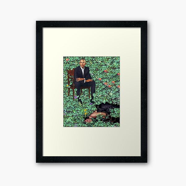 National Treasures Framed Art Print