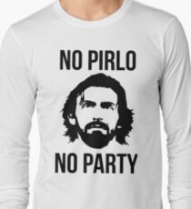 NO PIRLO NO PARTY T-Shirt