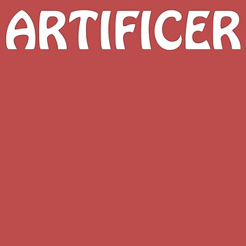 Artificer by TWCreation