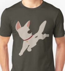 Bolt the super dog Unisex T-Shirt