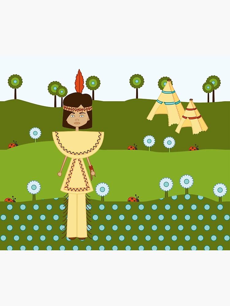 Borja, el Indio de la Pluma Roja de elsagarciat