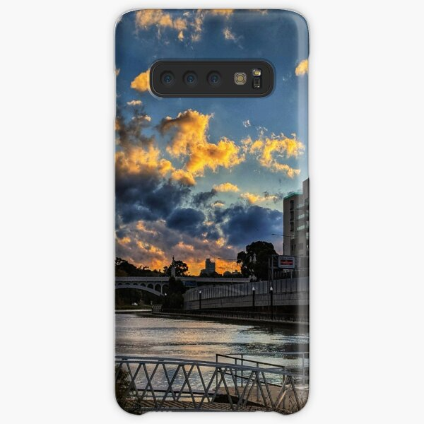 Twilight by the Yarra Samsung Galaxy Snap Case