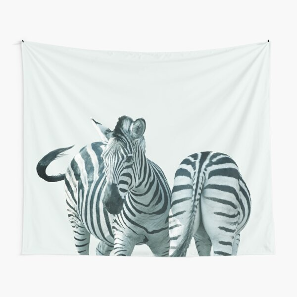 Monochrome - contrasts Tapestry