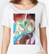 Discord   Women's Relaxed Fit T-Shirt