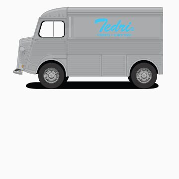 Citroen H Van by Tedri