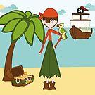 «La Pirata Renata» de elsa garcía